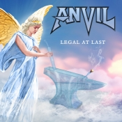 CD ANVIL - LEGAL AT LAST