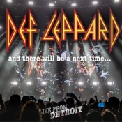 CDDVD Def Leppard-And There Will Be a Next Time