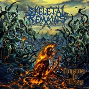 LP SKELETAL REMAINS-Condemned To Misery