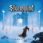 CD STORMWIND - LEGACY LIVE