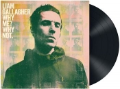 LP GALLAGHER, LIAM-WHY ME? WHY NOT.