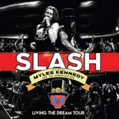 3LP  Slash & Myles Kennedy & the Conspirators-Living the Dream