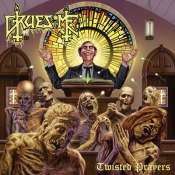 CD GRUESOME - TWISTED PRAYERS