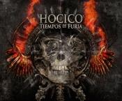 CD  Hocico -TIEMPOS DE FURIA