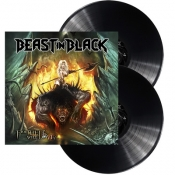 2LP BEAST IN BLACK - FROM HELL WITH LOVE