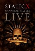 CDDVD STATIC X -Cannibal Killers Live