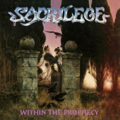 CD SACRILEGE - WITHIN THE PROPHECY