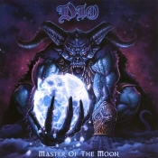 2CD Ronnie James  DIO - MASTER OF THE MOON