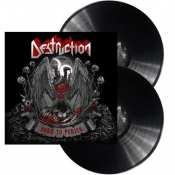 2LP DESTRUCTION-Born To Peris
