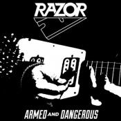 CD RAZOR - ARMED AND DANGEROUS