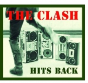2CD  Clash -The The Clash Hits Back