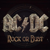 LP  AC/DC-Rock or bust