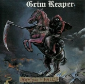 CD  GRIM REAPER - SEE YOU IN HELL