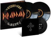 2LP  Def Leppard-The story so far: The best of Def Leppard