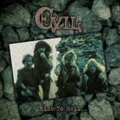 CD  EVIL - RIDE TO HELL