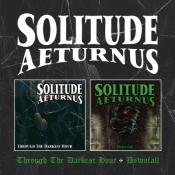 2CD SOLITUDE AETURNUS - THROUGH THE DARKEST HOUR / DOWNFALL