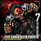 CDdigi   Five Finger Death Punch-And Justice For None