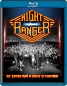 BRD NIGHT RANGER - 35 YEARS AND NIGHT IN CHICAGO