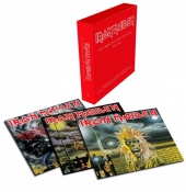 LP box  IRON MAIDEN- THE COMPLETE ALBUMS COLLECTION