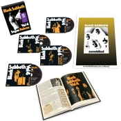 4CD BLACK SABBATH-VOL.4 (SUPER DELUXE )