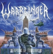 CD WARBRINGER - WEAPONS OF TOMORROW