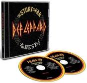 2CD  Def Leppard-The story so far: The best of Def Leppard Ltd.