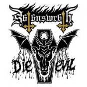 CD SATAN'S WRATH - Die Evil