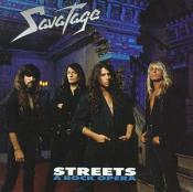 CD digi SAVATAGE - Streets-a Rock Opera
