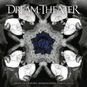 CD DREAM THEATER- Lost Not Forgotten Archives:  Train of Though