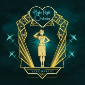 CD NIGHT FLIGHT ORCHESTRA, THE - AEROMANTIC