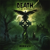 CD V/A - DEATH IS JUST THE BEGINNING MMXVIII