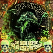 CD ROB ZOMBIE - THE LUNAR INJECTION KOOL AID ECLIPSE CONSPIRACY