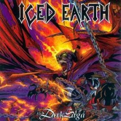 CD ICED EARTH - The Dark Saga/ltd. Edition