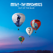 2CD MIKE AND THE MECHANICS-OUT OF THE BLUE