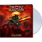 LP IRON SAVIOR - KILL OR GET KILLED
