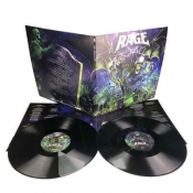 2LP RAGE - WINGS OF RAGE