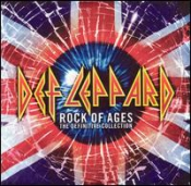 2CD DEF LEPPARD-ROCK OF AGES