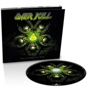 CDdigi  OVERKILL - THE WINGS OF WAR