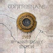 CD  WHITESNAKE-1987  30th Anniversary