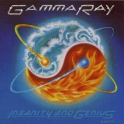 CDdigi GAMMA RAY-Insanity And Genius