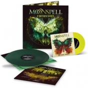 LP MOONSPELL - THE BUTTERFLY EFFECT+7'EP LTD.