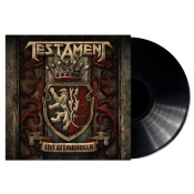 LP TESTAMENT- Live At Eindhoven