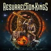 CD  RESURRECTION KINGS - SKYGAZER