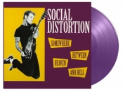 LP SOCIAL DISTORTION- Somewhere Between Heaven and Hell