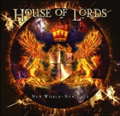 CD HOUSE OF LORDS - NEW WORLD - NEW EYES