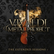 CD VIVALDI METAL PROJECT - THE EXTENDED SESSIONS