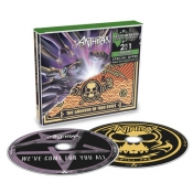 2CD ANTHRAX-We've Come for You All/The Greater Of Two Evils