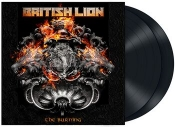 2lp  BRITISH LION-THE BURNING