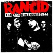 CD RANCID-Let The Dominoes Fall