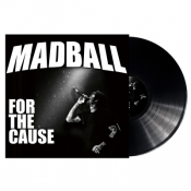 LP MADBALL - FOR THE CAUSE